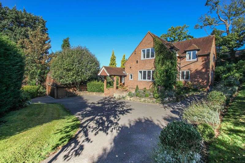 5 Bedrooms Detached House for sale in Ruxley Crescent, Claygate, Esher