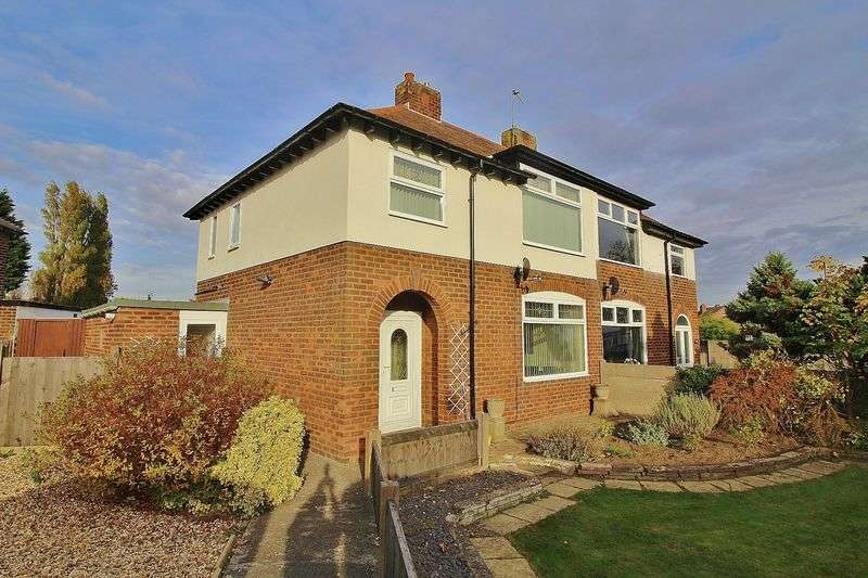 3 Bedrooms Semi Detached House for sale in Leybourne Avenue, Birkdale
