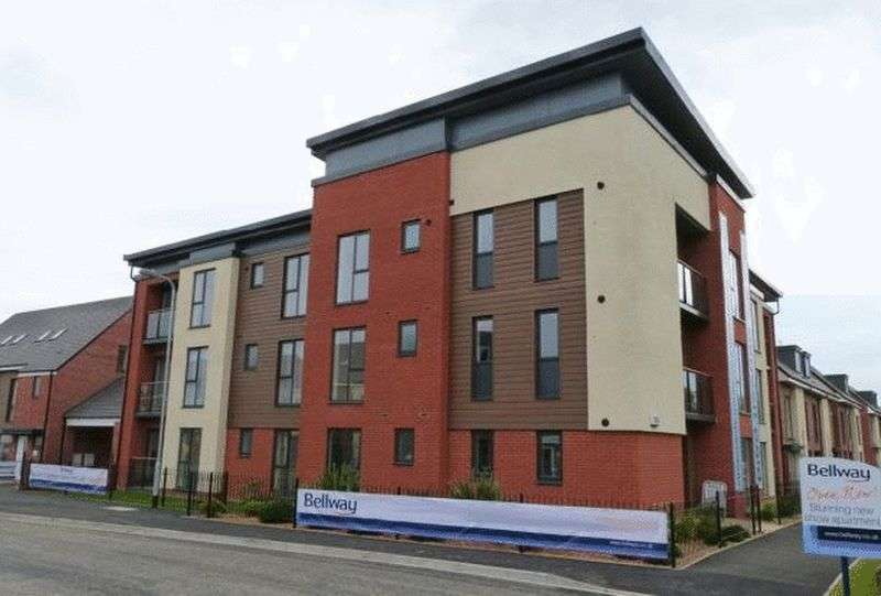 2 Bedrooms Flat for sale in Sculptor Crescent, Stockton-On-Tees