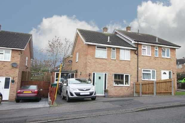 4 Bedrooms Semi Detached House for sale in Roseleigh Crescent, Swadlincote, Derbyshire, DE11 0JX