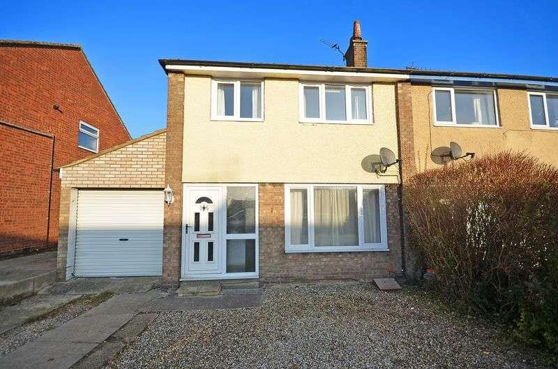 3 Bedrooms Semi Detached House for sale in 36 Park Lane, Wilberfoss, York, YO41 5PW