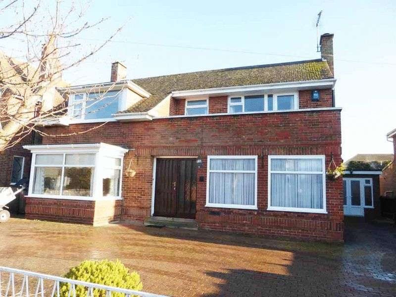 4 Bedrooms Detached House for sale in Gorleston-on-Sea