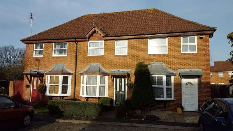 2 Bedrooms Terraced House for sale in Blanchard Close, Woodley