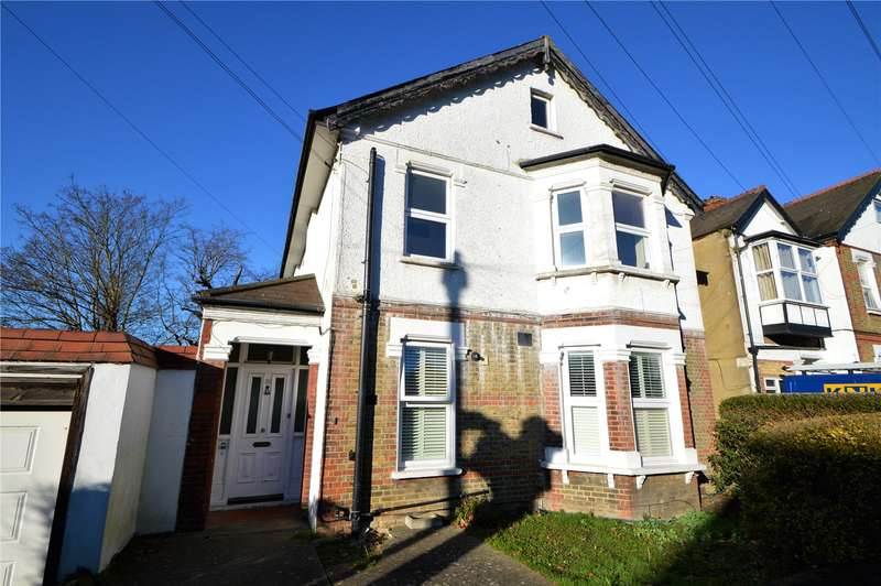 1 Bedroom Apartment Flat for sale in Dornton Road, South Croydon
