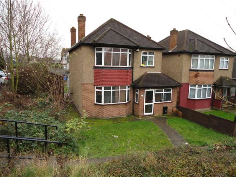 3 Bedrooms Detached House for sale in Falling Lane, West Drayton, Middlesex, UB7 8AB