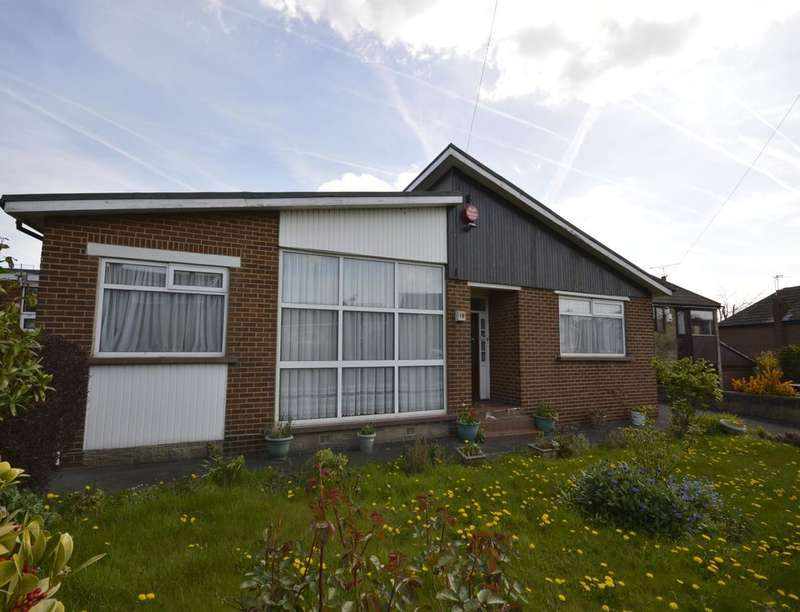 3 Bedrooms Semi Detached Bungalow for sale in Nixon Close, Dewsbury, WF12