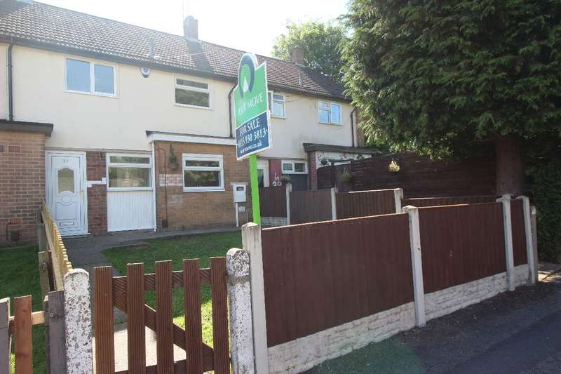 3 Bedrooms Property for sale in Godfrey Drive, Ilkeston, DE7