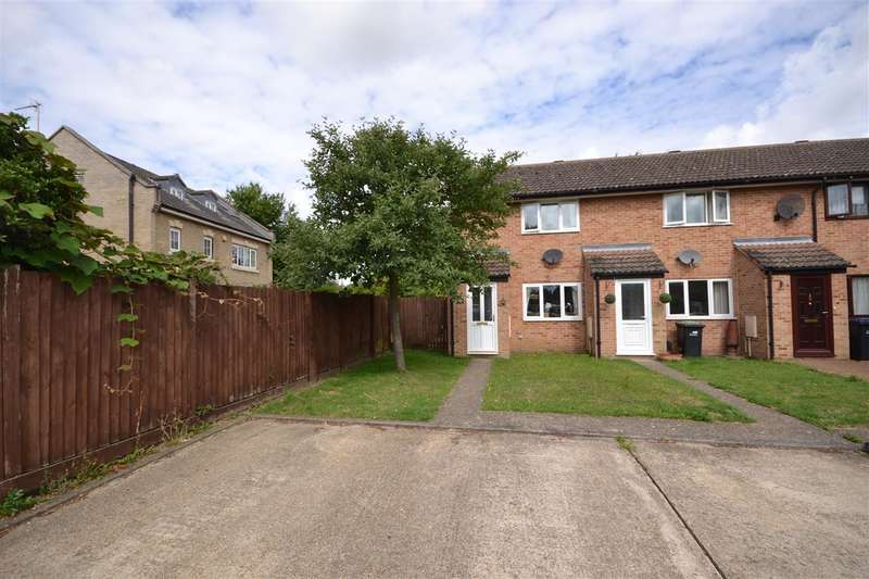 2 Bedrooms End Of Terrace House for sale in Rosebay Gardens, Soham