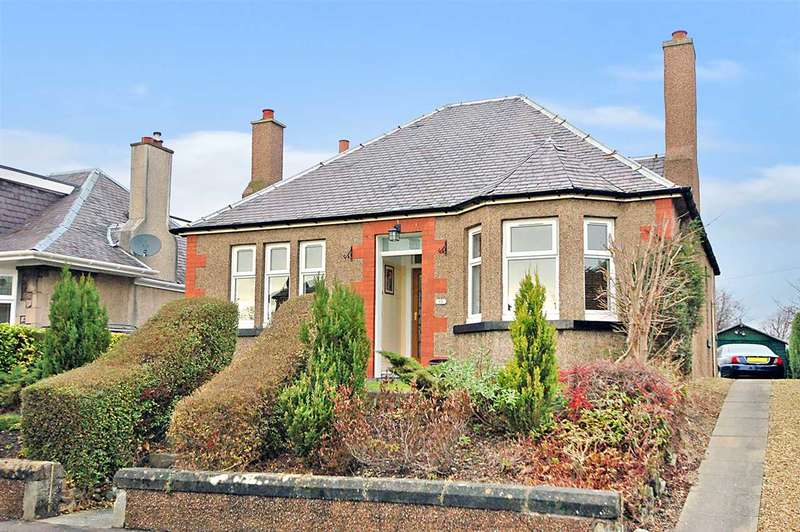 3 Bedrooms Detached Bungalow for sale in Pitbauchlie Bank, Dunfermline