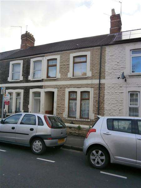 1 Bedroom House Share for rent in Inverness Place, Cardiff