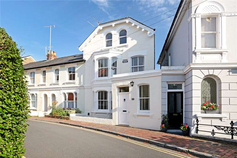 4 Bedrooms House for sale in Berkeley Road, Tunbridge Wells, Kent, TN1