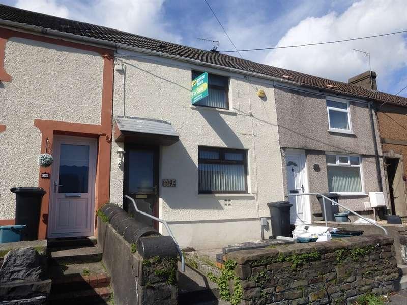 2 Bedrooms Terraced House for sale in Burrows Road, Skewen, Neath