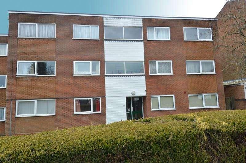 2 Bedrooms Flat for sale in Jasmin Croft, Kings Heath, Birmingham