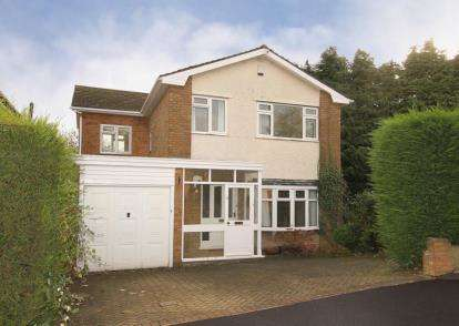 4 Bedrooms Detached House for sale in Moorcroft Avenue, Sheffield, South Yorkshire