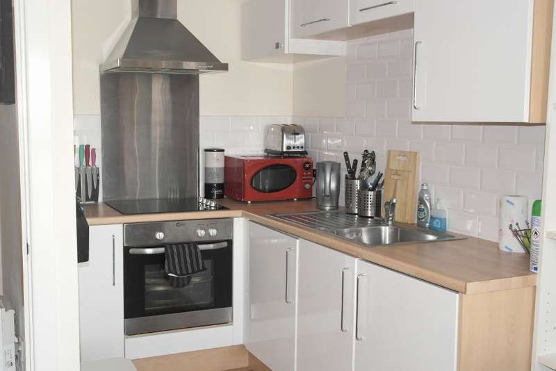 1 Bedroom Flat for sale in Old Harbour Court, Hull, HU2 8HZ