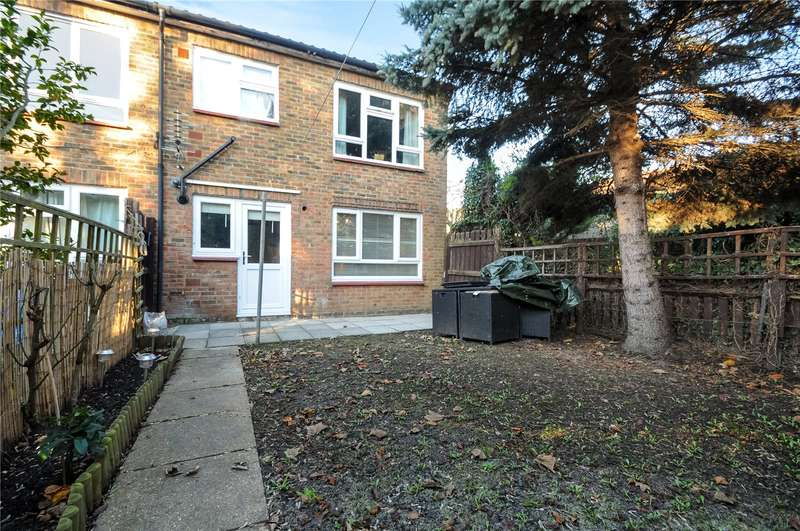 1 Bedroom Apartment Flat for sale in Fernes Close, Uxbridge, Middlesex, UB8