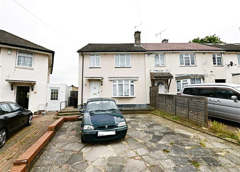 3 Bedrooms Property for sale in Rushden Gardens, Mill Hill, London, NW7