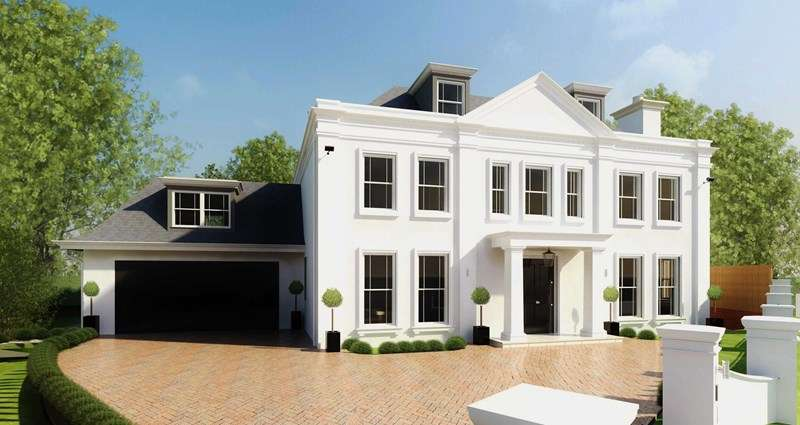 6 Bedrooms Land Commercial for sale in Fairmile Lane, Cobham