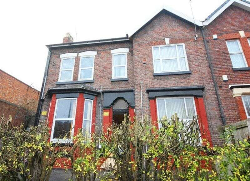 4 Bedrooms Flat for sale in Buckingham Road, Tuebrook, Liverpool, L13