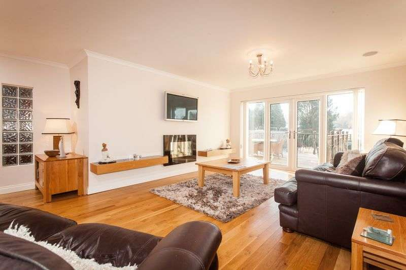 4 Bedrooms Detached House for sale in Abbots Leigh