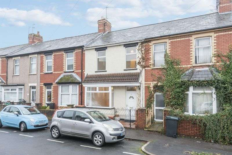 3 Bedrooms Terraced House for sale in Stockton Road, Newport