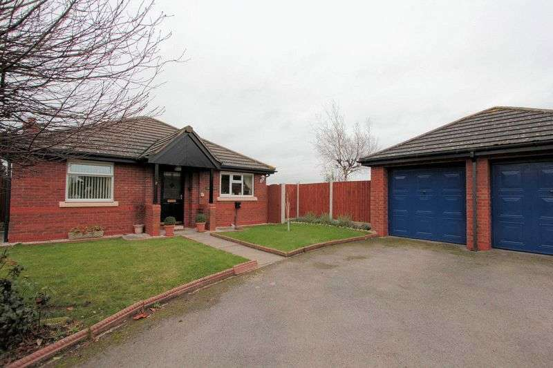 3 Bedrooms Detached Bungalow for sale in Maes Y Gog, Rhyl
