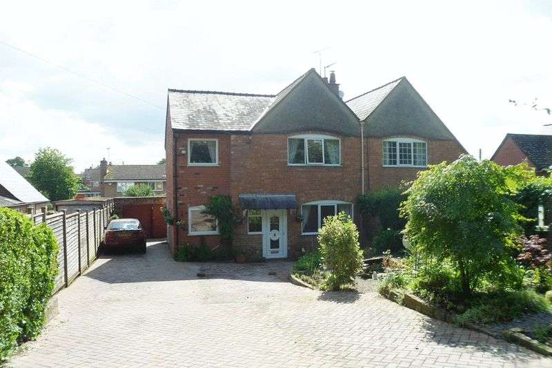 4 Bedrooms Semi Detached House for sale in Lynworth Lane, Tewkesbury