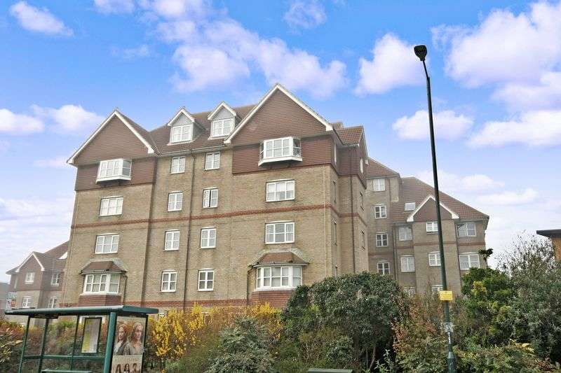 1 Bedroom Retirement Property for sale in Halebrose Court, Bournemouth, BH6 3DU
