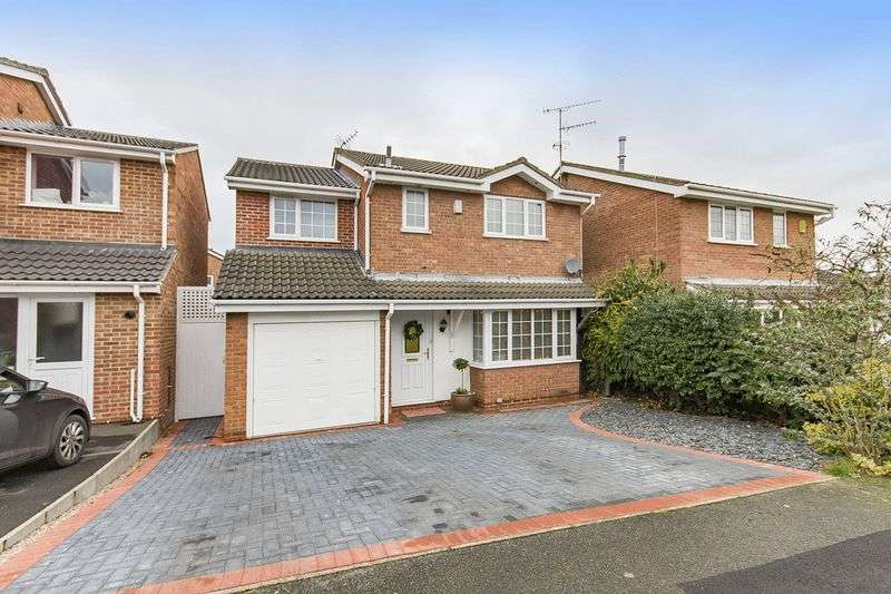 4 Bedrooms Detached House for sale in STOURPORT DRIVE, CHELLASTON