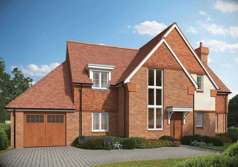 4 Bedrooms House for sale in Hillbury Close, Warlingham