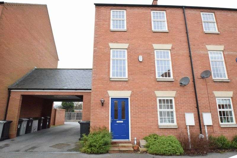 4 Bedrooms House for sale in Allison Road, Louth