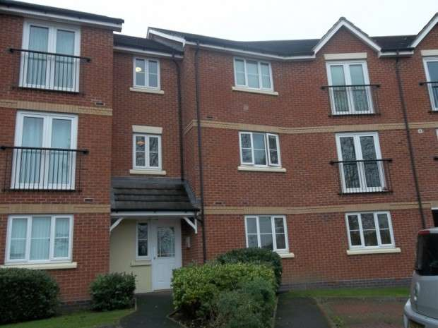 1 Bedroom Apartment Flat for sale in Asbury Court, Newton Road, Great Barr, B43