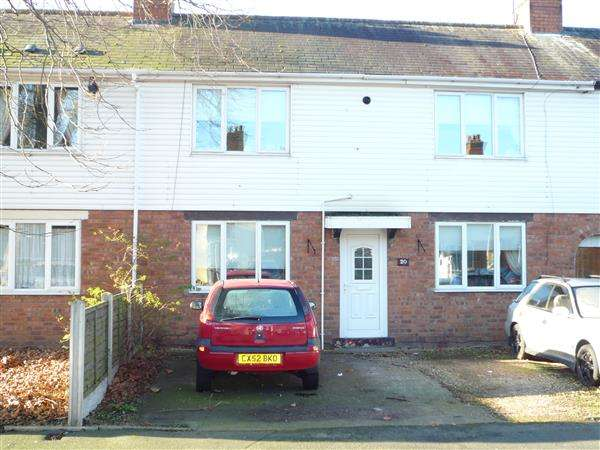 3 Bedrooms Terraced House for sale in West Avenue, Wednesfield, Wednesfield
