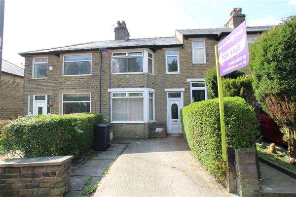 2 Bedrooms Terraced House for sale in Paddock Lane, Norton Tower, Halifax