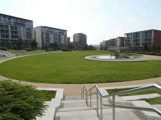 2 Bedrooms Flat for sale in Park Central, 26 Longleat Avenue, BIRMINGHAM, West Midlands