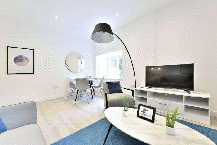 1 Bedroom Flat for sale in Richard Trees Way, London, London, E3