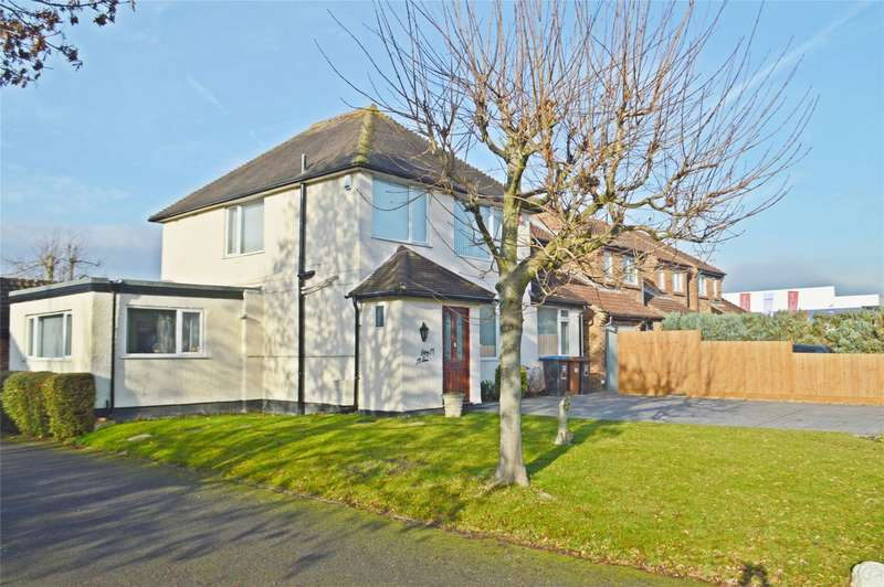 3 Bedrooms Detached House for sale in Great North Road, WELWYN GARDEN CITY, Hertfordshire