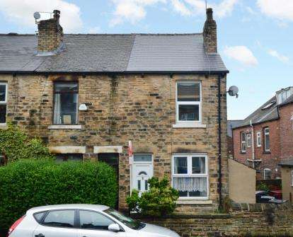 3 Bedrooms End Of Terrace House for sale in Salisbury Road, Crookes, Sheffield