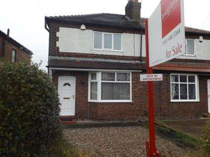 3 Bedrooms Semi Detached House for sale in Walden Crescent, Hazel Grove, Stockport, Cheshire