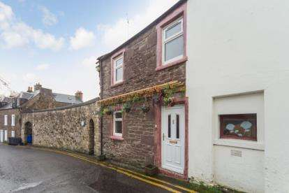 1 Bedroom End Of Terrace House for sale in Bridgend, Dunblane