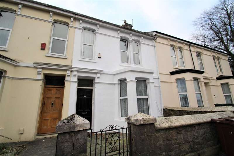 5 Bedrooms Terraced House for sale in Mutley, Plymouth