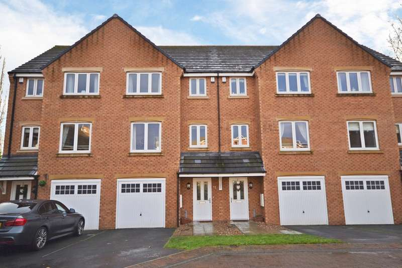 4 Bedrooms Town House for sale in Royal Troon Mews, Wakefield