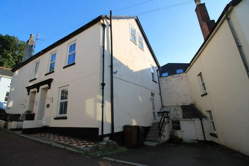 4 Bedrooms End Of Terrace House for sale in Kingsbridge, Devon