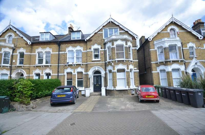 2 Bedrooms Flat for sale in Sunderland Road, Forest Hill