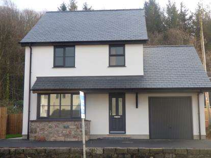 3 Bedrooms Detached House for sale in Halfway House, Y Felinheli, Gwynedd, North Wales, LL56