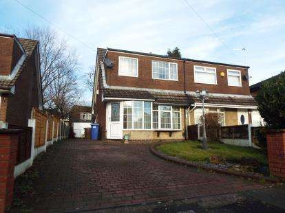 3 Bedrooms Semi Detached House for sale in Crossfield Street, Bury, Greater Manchester, BL9