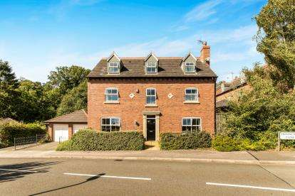 6 Bedrooms Detached House for sale in Honington Close, Hatton Park, Warwick