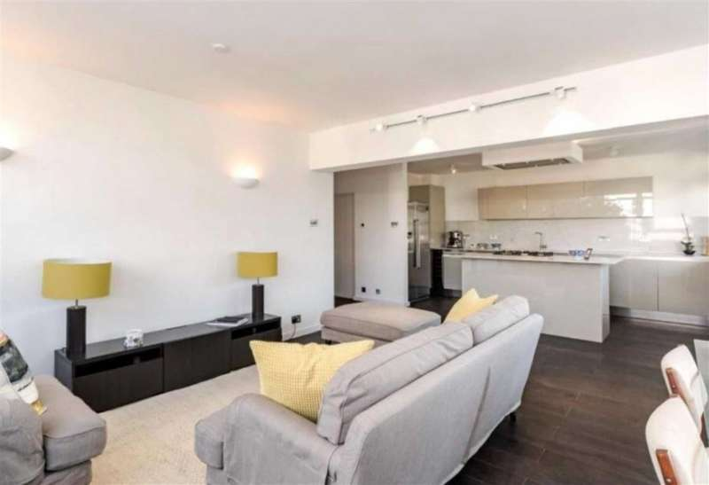 2 Bedrooms Flat for sale in Melbourne Court, London, London, W9