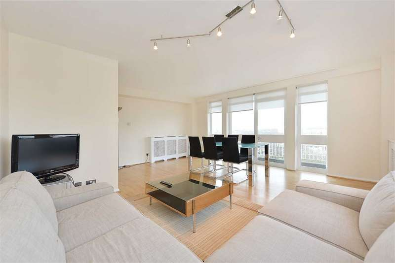 3 Bedrooms Flat for sale in Blair Court, London, NW8