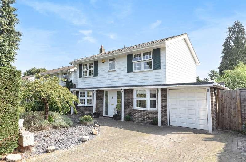 4 Bedrooms Detached House for sale in Oatlands